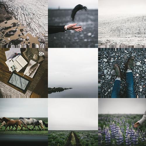 Instagram Feed - Un Cercle